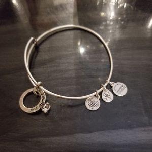 Alex and Ani Jewelry - Engaged alex and ani bracelet